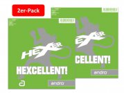 andro Belagschutzfolie HEXCELLENT 2er-Pack
