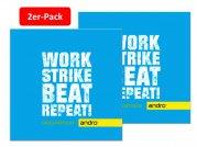 andro Belagschutzfolie Pro Foil Rasanter blau 2er Pack
