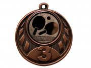 *Medaille (50mm) - Bronze
