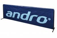 andro® Umrandung Basic blau 233x73cm