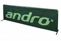 10er-Set andro® Umrandung Basic grün 233x73cm
