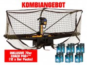 Donic  Donic Robo Pong 2055 + Coach P40+**